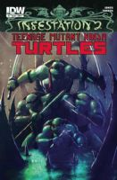 Infestation 2: Teenage Mutant Ninja Turtles #1 - Cover B